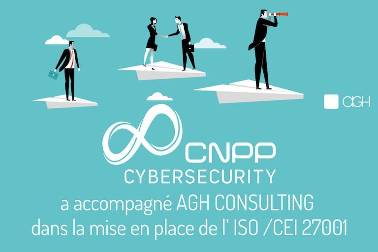 Certification ISO/CEI 27001 pour AGH Consulting