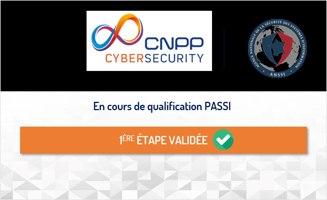 CNPP Cybersecurity a franchi un premier jalon dans le processus de qualification PASSI